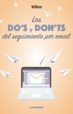 Dos & Donts - El seguimiento por email - page 1 JPG
