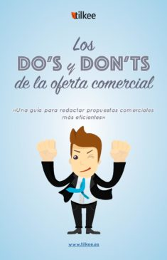 Los do's y don'ts de la oferta comercial