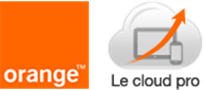 Logo Cloud Pro d'Orange