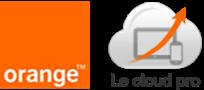 Logo Cloud Pro d'Orange