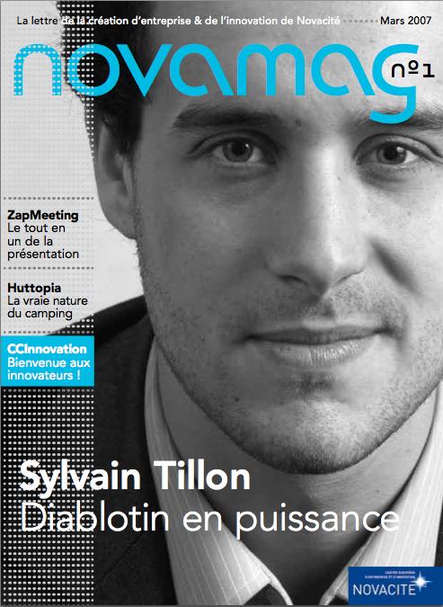 Novamag Sylvain Tillon