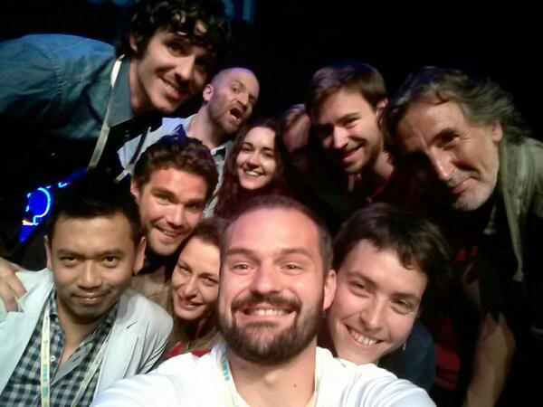 Selfie Web2Day