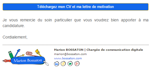 interview de marion bossaton  ou comment booster sa